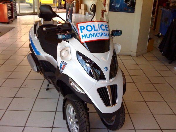 MP3 Police Municipale Normal_photo